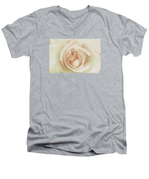 Men's V-Neck T-Shirt featuring the photograph Holiness by The Art Of Marilyn Ridoutt-Greene