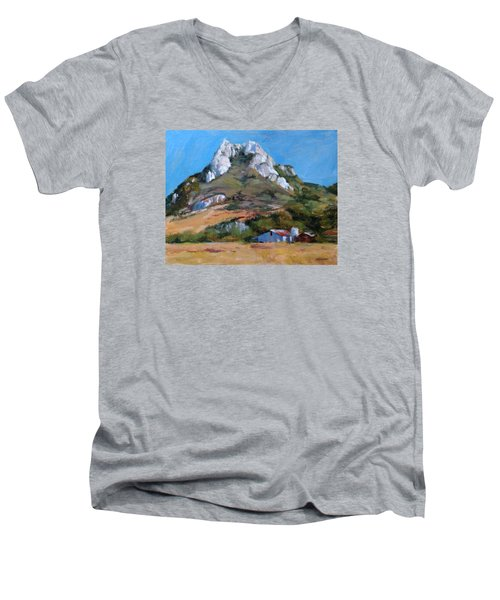 Hollister Peak Men's V-Neck T-Shirt