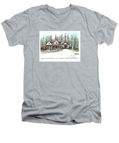 Holly's Place Men's V-Neck T-Shirt