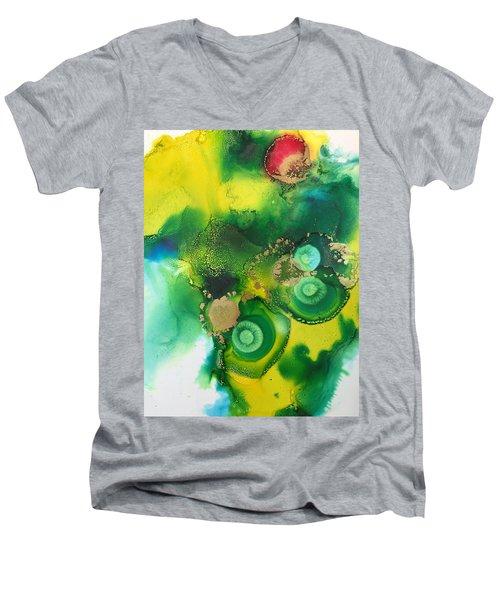 Holy Moments  Men's V-Neck T-Shirt by Tara Moorman
