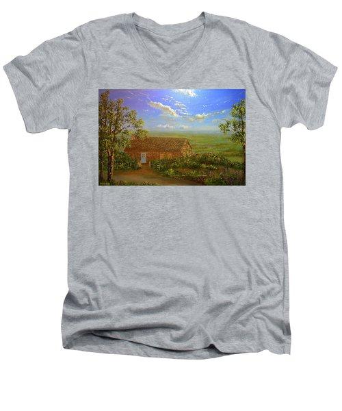 Home Sweet Home Men's V-Neck T-Shirt