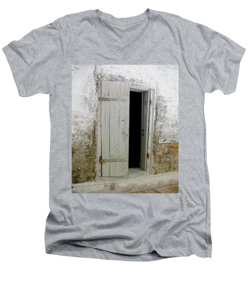 Homeplace Doorway Men's V-Neck T-Shirt