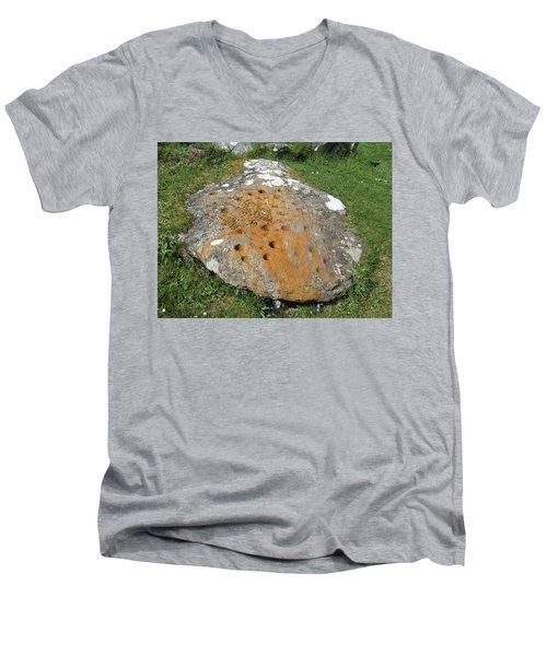 Homesickness Men's V-Neck T-Shirt