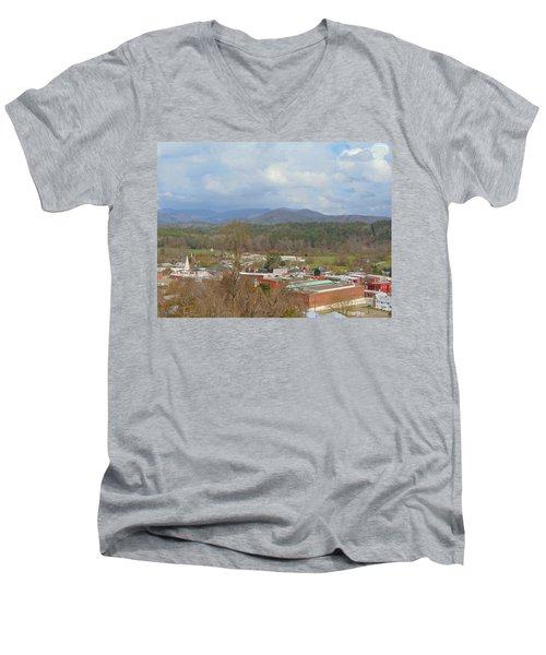 Hometown Men's V-Neck T-Shirt