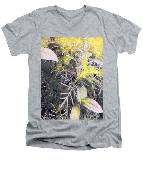Hope Buds Men's V-Neck T-Shirt