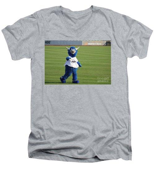Hornsby Men's V-Neck T-Shirt