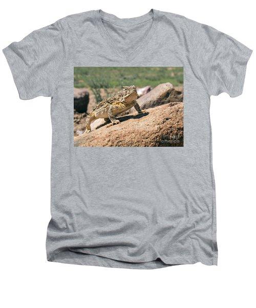 Horny Toad Men's V-Neck T-Shirt