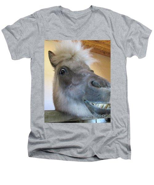 Horse 11 Men's V-Neck T-Shirt
