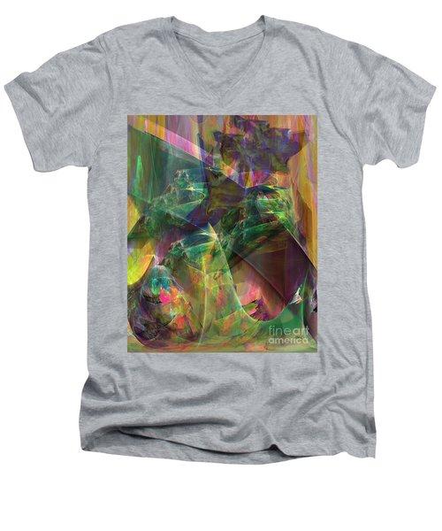 Horse Feathers Men's V-Neck T-Shirt