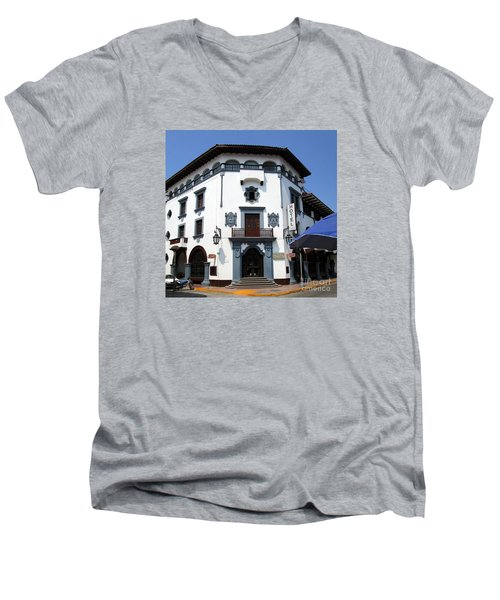Hotel Colonial Men's V-Neck T-Shirt
