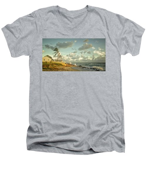 House Of Refuge Men's V-Neck T-Shirt