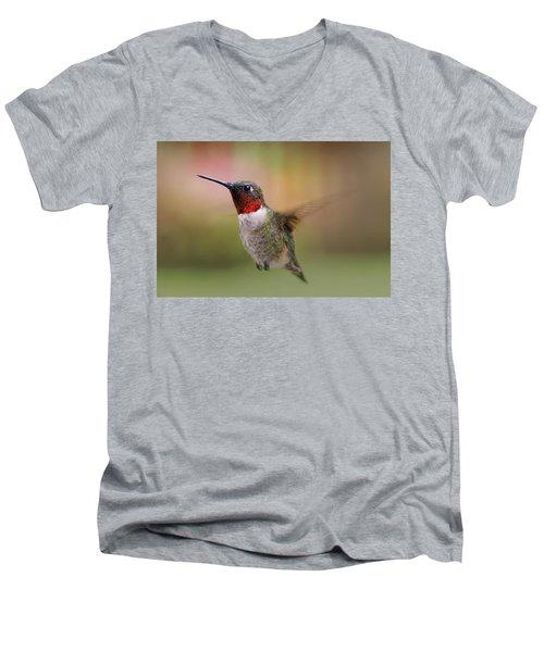Hovering II Men's V-Neck T-Shirt
