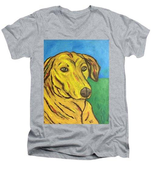 Howard Men's V-Neck T-Shirt