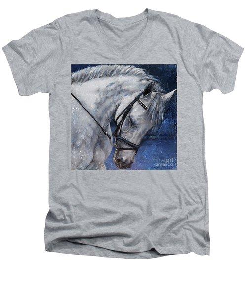 Humble Beauty Men's V-Neck T-Shirt
