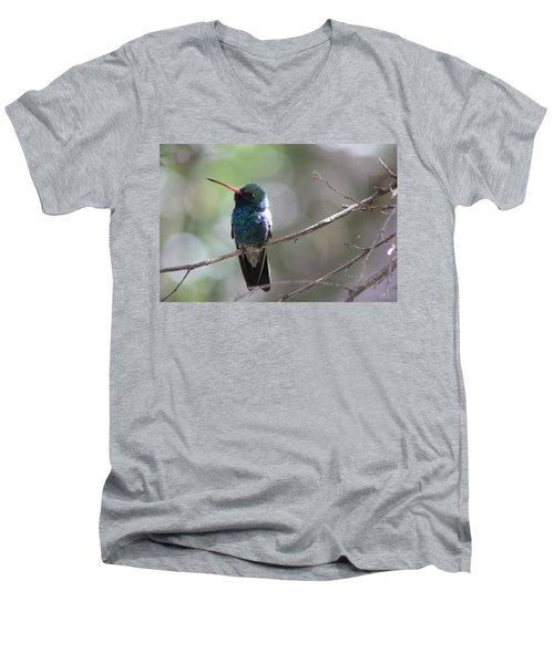 Hummer Men's V-Neck T-Shirt