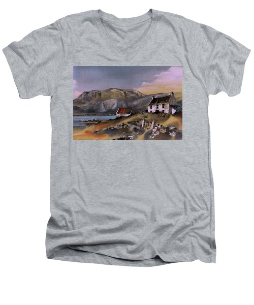 Hungry Hill Ardigole West Cork Men's V-Neck T-Shirt