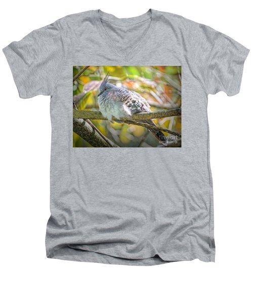 Hunkered Down Edition 2 Men's V-Neck T-Shirt