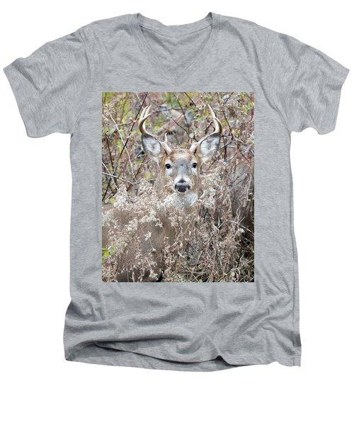 Hunters Dream Men's V-Neck T-Shirt