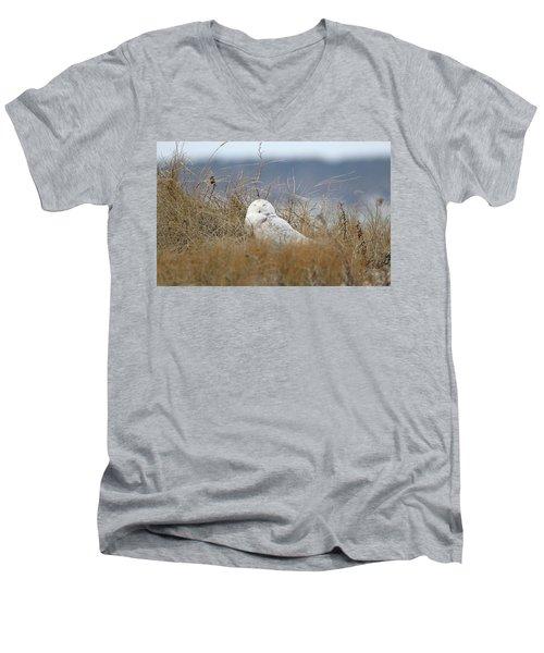 I Am Sleepy Men's V-Neck T-Shirt