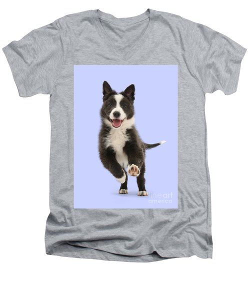 I Can Run All Day Men's V-Neck T-Shirt