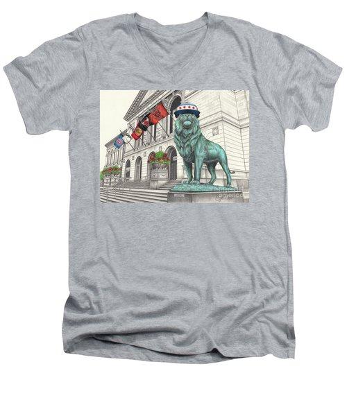 I Love Chicago Vol. 3 Men's V-Neck T-Shirt