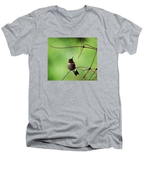 I Need A Drink Men's V-Neck T-Shirt