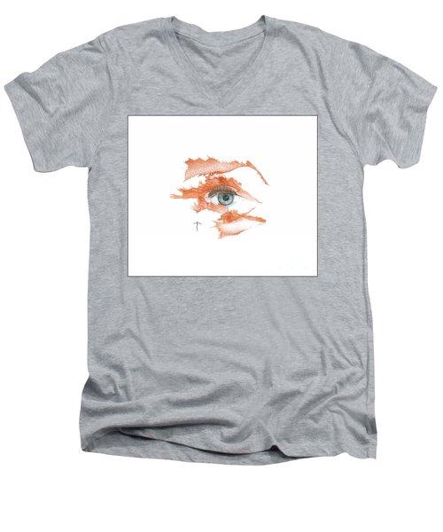 I O'thy Self Men's V-Neck T-Shirt