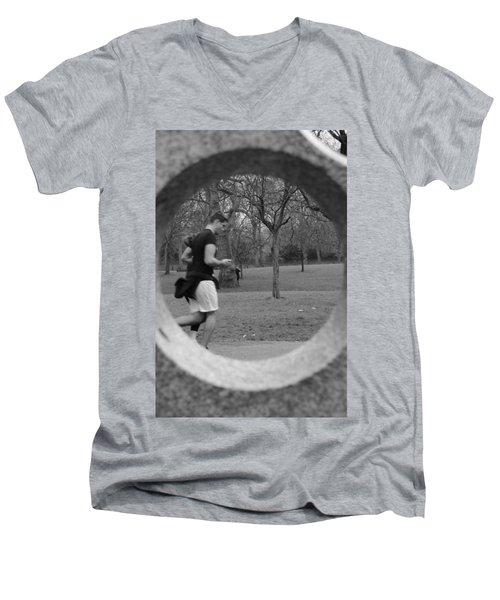I Spy Men's V-Neck T-Shirt