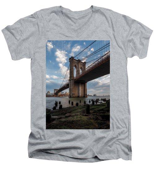 Iconic Men's V-Neck T-Shirt