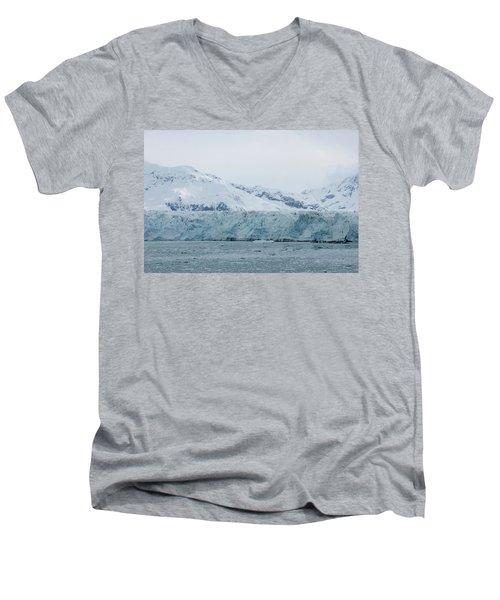 Icy Wonderland Men's V-Neck T-Shirt