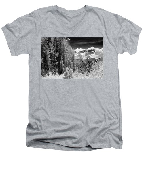 Idaho Passage Men's V-Neck T-Shirt