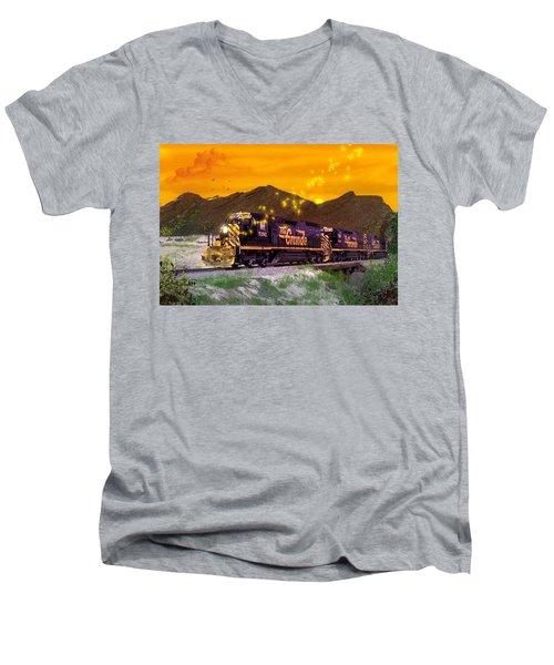 If I Had A Magic Wand Men's V-Neck T-Shirt