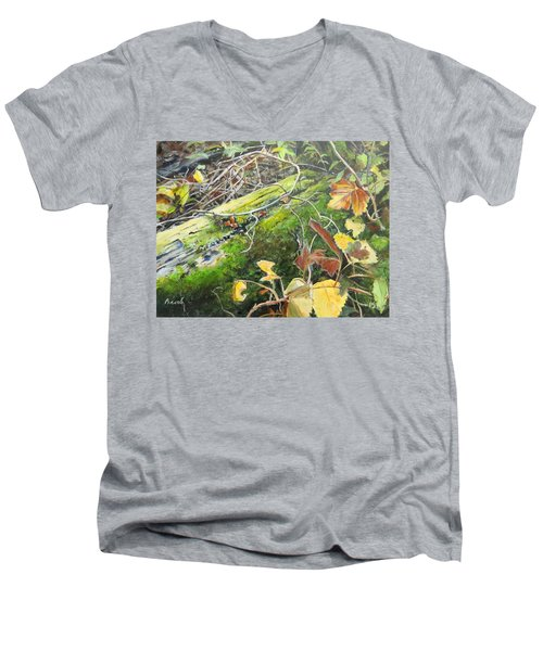 If There Were Fairies Men's V-Neck T-Shirt