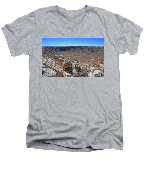 Impact Men's V-Neck T-Shirt