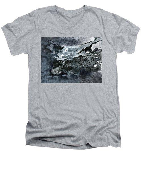 In Ashes Men's V-Neck T-Shirt