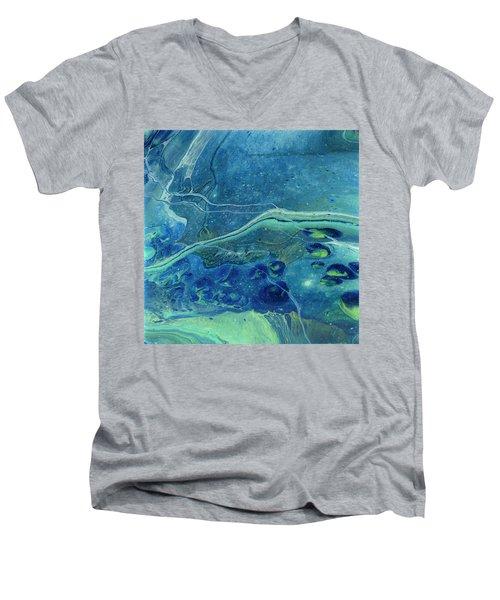 In Depths Unknown Men's V-Neck T-Shirt
