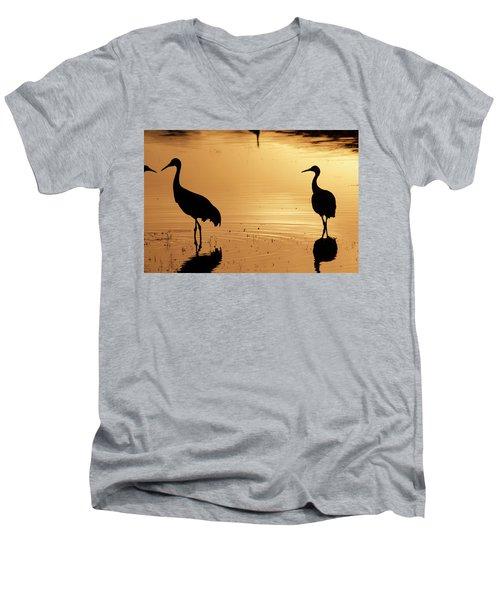 In Love Again Men's V-Neck T-Shirt