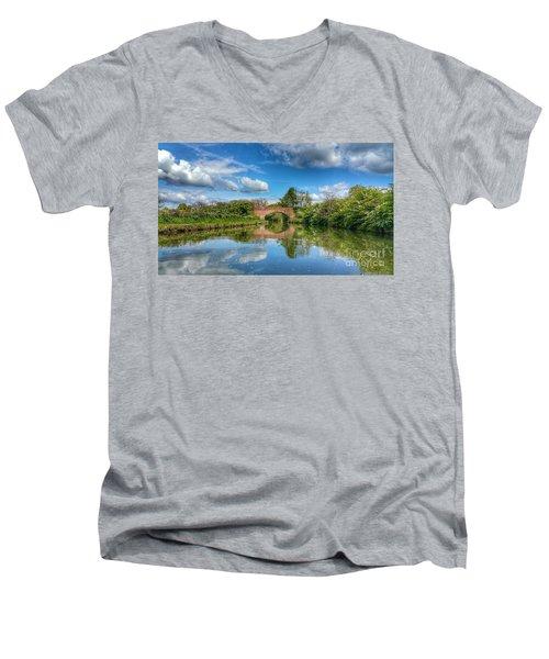 In The Dream Men's V-Neck T-Shirt