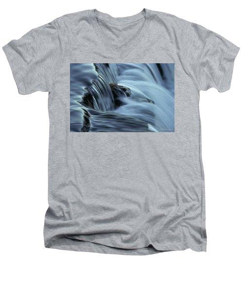 In The Flow Men's V-Neck T-Shirt