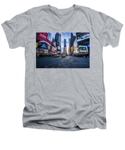 In The Heart Men's V-Neck T-Shirt