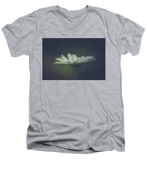 Men's V-Neck T-Shirt featuring the photograph In The Light by Shane Holsclaw