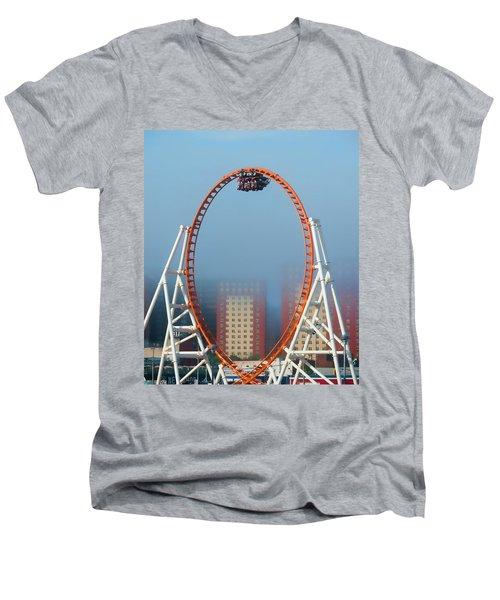 In The Loop Men's V-Neck T-Shirt