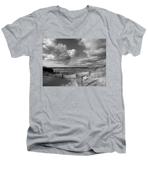 In The Mood Men's V-Neck T-Shirt