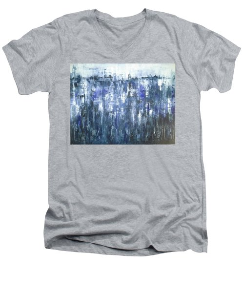 In There Men's V-Neck T-Shirt