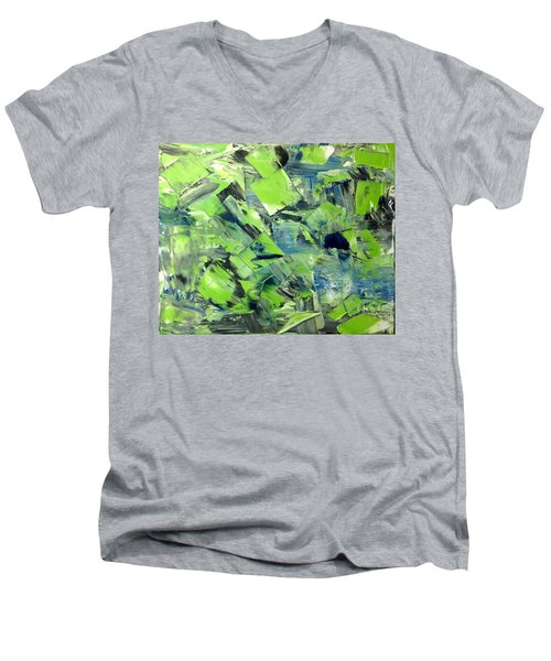 Inabstraction - Gbwb No.1 Men's V-Neck T-Shirt