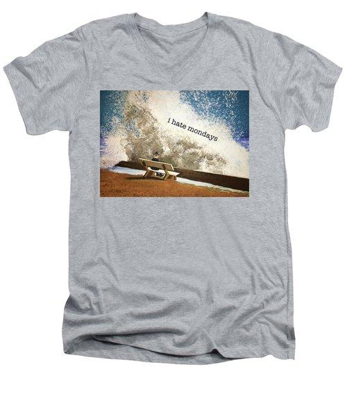 Incoming - Mondays Men's V-Neck T-Shirt