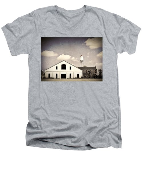 Indiana Warehouse Men's V-Neck T-Shirt
