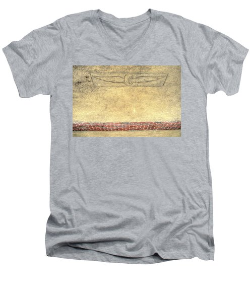 Indy  Men's V-Neck T-Shirt