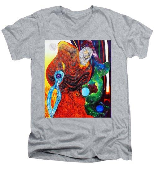 Infinite Men's V-Neck T-Shirt