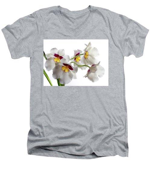 Inner Glow 1 Men's V-Neck T-Shirt